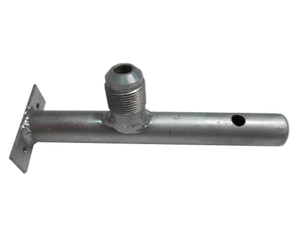 Cal Flame 1 Way Side Burner Manifold Pipe Single Flat