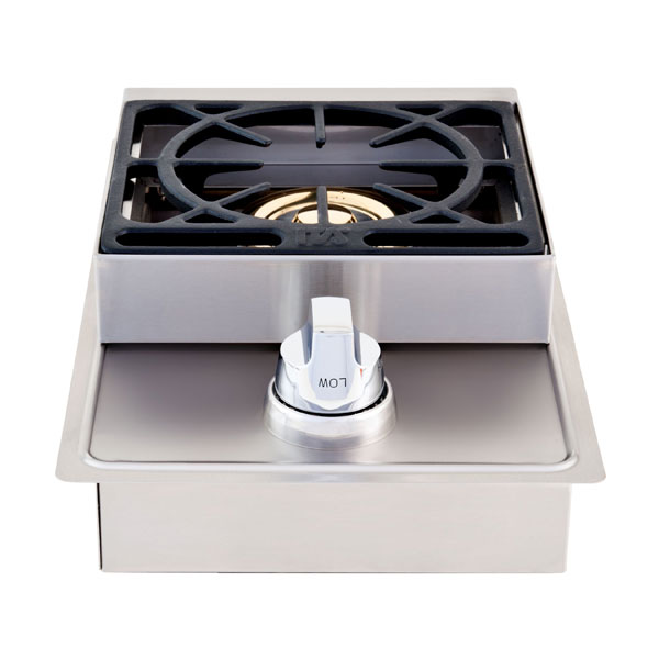 Lion Drop-In Single Side Burner | Propane L6247 | Natural ...
