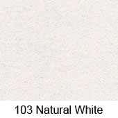 Natural White Stucco Color