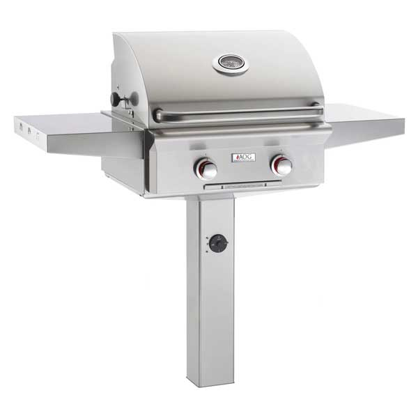 Fire Magic Post Mount Grills