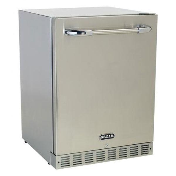 Bull Premium Series Ii Stainless Steel Refrigerator
