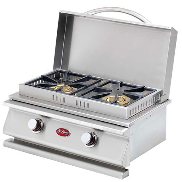 Cal Flame Side Burners/Food Warmers
