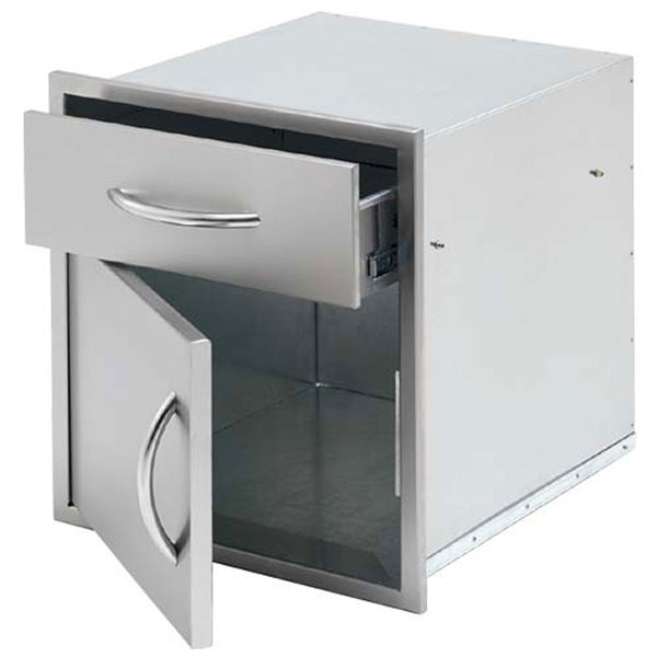 Cal Flame Door/Drawer Combo