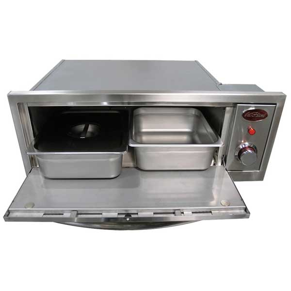Cal Flame 2 In 1 Pizza Oven Warmer 110v