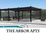 The Arbor Apts Grill Island