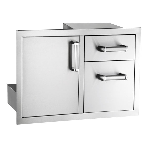 Fire Magic Flush Mount Door/Drawer Combo