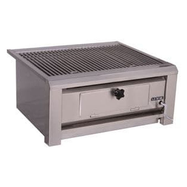 Luxor Built-In Charcoal Grills