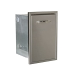 Medallion 20-Inch Pull-Out Propane Tank Or Trash Can Holder