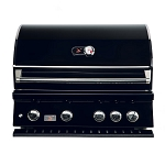 Bonfire 4-Burner Built-In Grill - Black Series