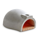 Californo Garzoni 260 Pizza Oven Kit - Single Piece Dome