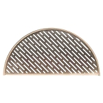 Kamado Joe Big Joe Half Moon SS Cooking Grate (Fish & Vegetables) - BJ-HSSCGFV