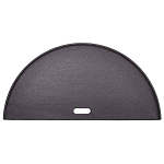 Kamado Joe Half Moon Cast Iron Reversible Griddle - Classic Joe - KJ-HCIGRIDDLE