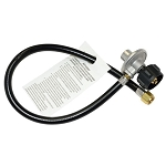Delta Heat LP Regulator & Hose Assembly