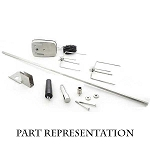Allegra Rotisserie Kit for 32-Inch & 38-Inch Grills