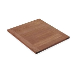 DCS Dark Walnut Cutting Board - CAD Side Shelf Insert