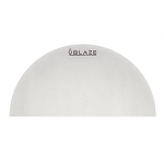 Blaze Half Round Stainless Steel Heat Deflection Plate
