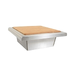 Blaze 15-Inch Trash Chute W/Cutting Board