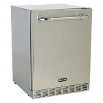 Bull Premium Series II Stainless Steel Refrigerator - Outdoor Rated