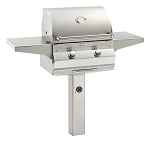 Fire Magic Choice C430s Grill w/In-Ground Post