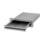 Cal Flame Pull Out Griddle Tray With Storage