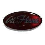 Cal Flame '09 Grill Logo for All Hardware/Side Burner/Convection Units