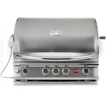 Cal Flame 32-Inch 4-Burner Convection Grill