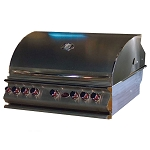 Cal Flame 39-Inch 5-Burner Convection Propane Grill