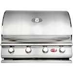 Cal Flame G4 4-Burner Built-In Grill
