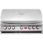 Cal Flame P5 40-Inch 5-Burner Built-In Propane Grill