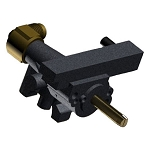 Cal Flame NG Side Burner Control Valve - For 1/2
