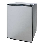 Cal Flame 4.6 Cu. Ft. Stainless Steel Refrigerator