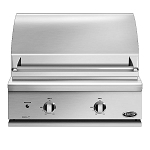 DCS 30-Inch Traditional 7 Series Built-In Grill W/O Rotisserie (BGC Model)