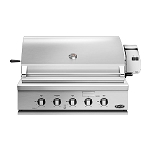 DCS 36-Inch Traditional 7 Series Built-In Grill W/Rotisserie (BH1 Model)