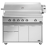 DCS 48-Inch Traditional 7 Series Grill W/Rotisserie On Cart (BH1 Model)
