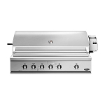 DCS 48-Inch Traditional 7 Series Built-In Grill W/Rotisserie (BH1 Model)