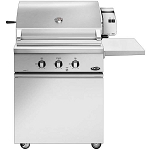 DCS 30-Inch Traditional Grill On Cart W/Rotisserie (BH1 Model 7-Series)