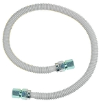 Fire Magic 7/8-Inch O.D. x 60-Inch Stainless Flex Connector - 3034