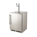 Fire Magic Stainless Steel Outdoor Rated Kegerator