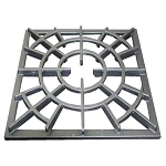 Fire Magic Porcelain Cast Iron Cooking Grate For Power Burner - 3545