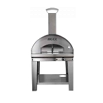 Bull Gas Fired Italian Made Pizza Oven Cart - 77652