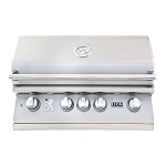 Lion 32-Inch 4-Burner Built-In Grill (L75000)