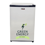 Lion Compact Stainless Steel 4.5 Cu. Ft Refrigerator