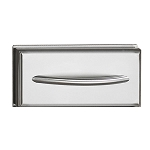 Napoleon Built-In Flat Stainless Steel Single Drawer