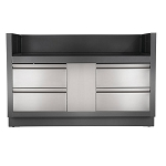 Napoleon Oasis Grill Cabinet for Prestige PRO 825 Built-In Grill Head