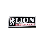 Small Rectangle Lion Logo