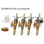 Sunstone 4-Burner Gas Conversion Kit