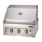 Sunstone 28-Inch 3-Burner Grill w/Light