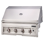 Sunstone 34-Inch 4-Burner Grill w/Light