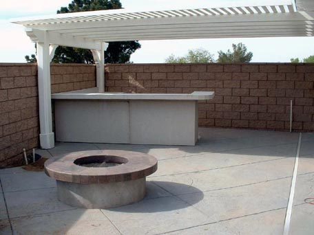 Do It Yourself Outdoor Kitchens Gallery   LA Custom Grill ... on Diy Patio Grill Island id=28907