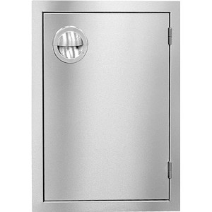 "Slimline 20"" & 24"" Single Vertical Door"